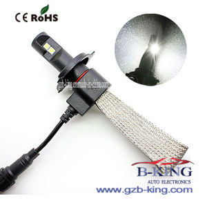 Super Bright CREE LED Headlights Without Fans pictures & photos