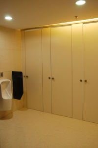 Washroom Cubicle