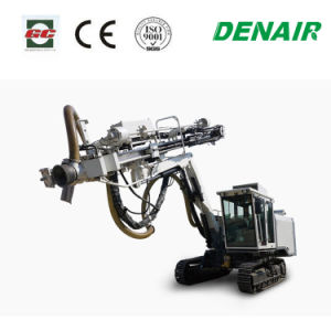 Portable Borehole Drilling Machine for Russia (DC- 726B) pictures & photos