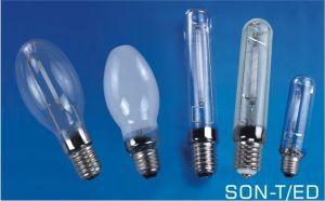 Tubular/ Elipitical/ED High Pressure Sodium Lamp Son50W/100W/150W/250W/400W/600W/1000W pictures & photos