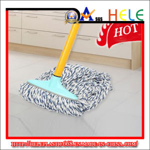 Blue White Color Cotton Mop, Pure Cotton pictures & photos