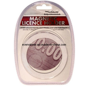 Universal Magnetic Metallic Car Licence / Tax Disc Holder Fit Easily pictures & photos