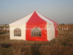 Hotsale 6mx6m Pole Party Tent From China pictures & photos
