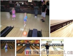 Bowling Product Manual Control Bowling Bumper Bowling (NC-BE105) pictures & photos