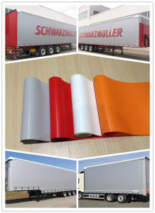 Waterproof Tarpaulin Fabric for Truck Cover