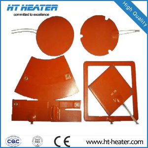 12V Round Silicone Rubber Heater pictures & photos
