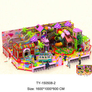 Children Attraction Kids Indoor Playground with Special Design (TY-150508) pictures & photos