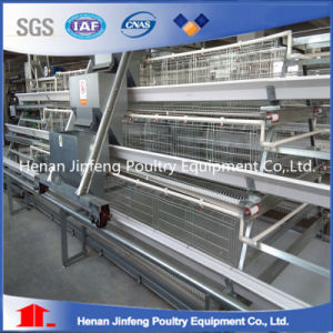 Layer Chicken Cage for Chicken Farm for Sri Lanka Nepal Galvanized Layer Chicken Cages pictures & photos