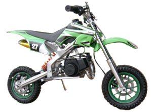 49CC Super Mini Motos Speed Cross Pit Dirt Bike with Motor 2 Tiempos Motocicletas (FLD49-01)