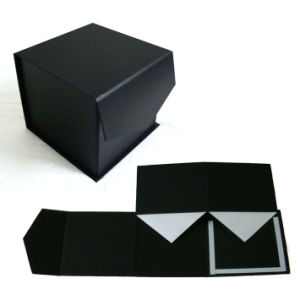Wholesale Handmade Magnet Paper Folding Gift Boxes pictures & photos