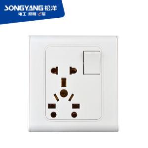 2016 Dubai Big5 Online Exhibition Switch Socket