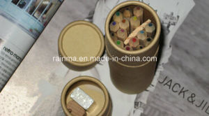 Eco Pencil Stationery Set in Round Paper Tube pictures & photos