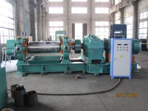 X (S) K-610b Two Roll Mixing Mill/Open Mill for Rubber Machinery pictures & photos
