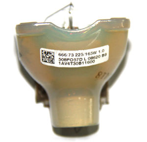 UHP225/165W 1.0 Projector Lamp &100% Original Bare Lamp (UHP225/165W 1.0)