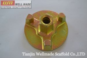 Construction Concrete Formwork Accessories Metal Form Anchor Nut pictures & photos