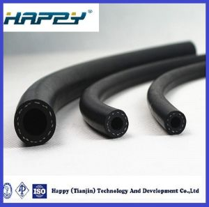 1/2 Inches Nonmetallic Fiber Braid Rubber Covered Hydraulic Hose pictures & photos