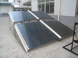 Non-Pressurized Split Vacuum Tube Solar Geyser pictures & photos