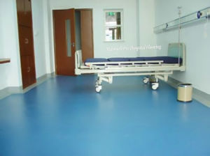 Hospital PVC and Vinyl Roll for Indoor Used Flooring pictures & photos