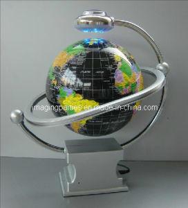 Auto-Rotating LED Globe