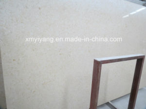 Egyptian Beige White Marble for Flooring and Countertop pictures & photos