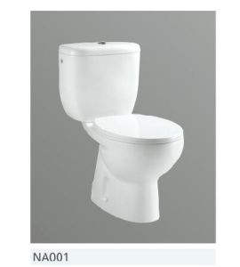 Washdown 220mm Pit Distance Two Piece Ceramic Toilet