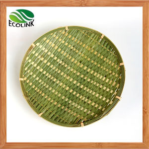 Bamboo Weaving Sieve pictures & photos