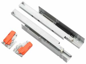 Full Extension Damping Drawer Slide