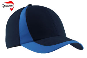 6 Panel Blue 3D Embroidery Baseball Cap pictures & photos
