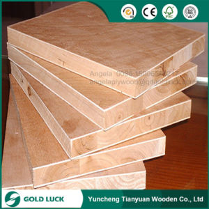 18mm Laminated Falcata Core Furniture Blockboard pictures & photos