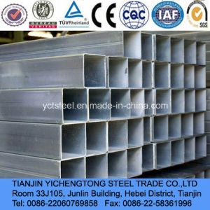 Galvanized Square Tube and Pipe Z80 Made in China pictures & photos