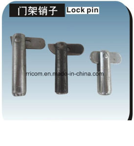 Galvanized Filp Lock Pin/Spring Pin for Scaffold Frame pictures & photos