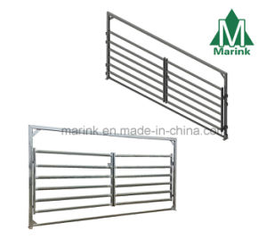 AS/NZS Steel Cattle Panel / Double Entry Gate pictures & photos