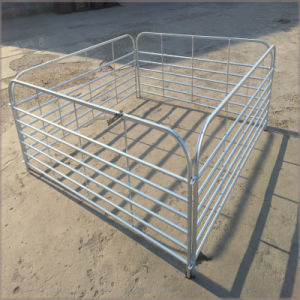 7 Rails HDG Cambered Sheep Hurdle / Sheep Panel pictures & photos