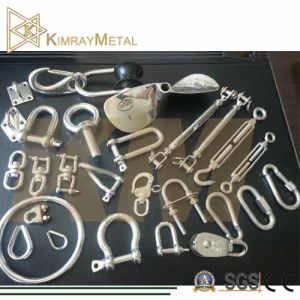 Stainless Steel Rigging Hardware (304/316) pictures & photos