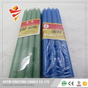 Cheap Color Candle Factory in China pictures & photos