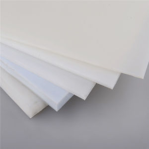White & Black 100% Virgin PTFE/ Teflon Plate Sheet pictures & photos