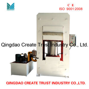 High Performance Rubber Tile Machine with Simple Operation pictures & photos