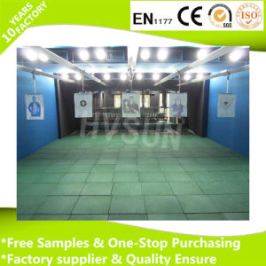 Ballistic Rubber Floor Tile for Shooting Range pictures & photos