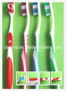 Cheaper Price Toothbrush with FDA Certificate (E107) pictures & photos