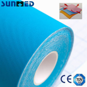 Two Way Stretch Kinesiology Tape pictures & photos