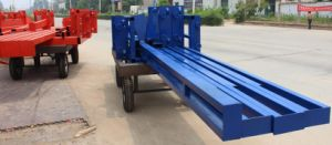 Hydraulic Stationary Guide Elevator Machine Cargo Lift pictures & photos