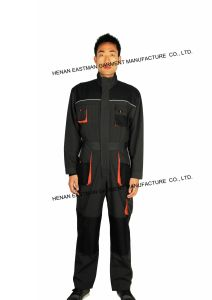 T80/C20 Canvas Coverall pictures & photos