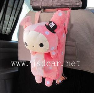 Cute Tissue Box Car Back Hanging (JSD-P0010) pictures & photos