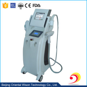 E Light+ RF+ ND: YAG Laser Beauty Machine pictures & photos