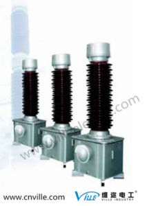 Tyd66 Type Capacitor Voltage Transformer pictures & photos