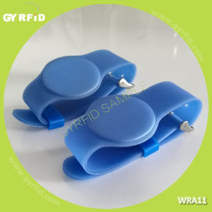 Wra11 Clear Plastic RFID Watch Tag for Access Control, Hotel Payament (GYRFID) pictures & photos