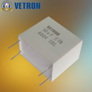 Double Pin Capacitor