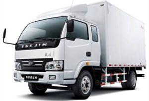 7 Ton Van Truck/HOWO Light Truck/Small Van Truck pictures & photos