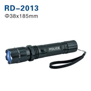 Security Guard Self Defense Device Stun Gun Flashlight pictures & photos