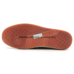 Genuine Leather Sport Model Lightweight Security Shoe Ss-060 pictures & photos